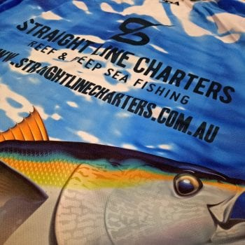 strainght line charters