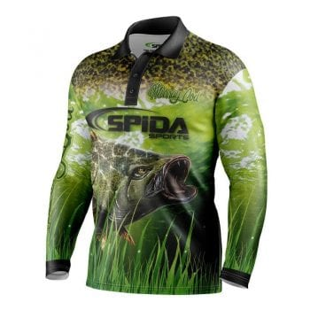 Murray-Cod-Fishing-Shirts-Front
