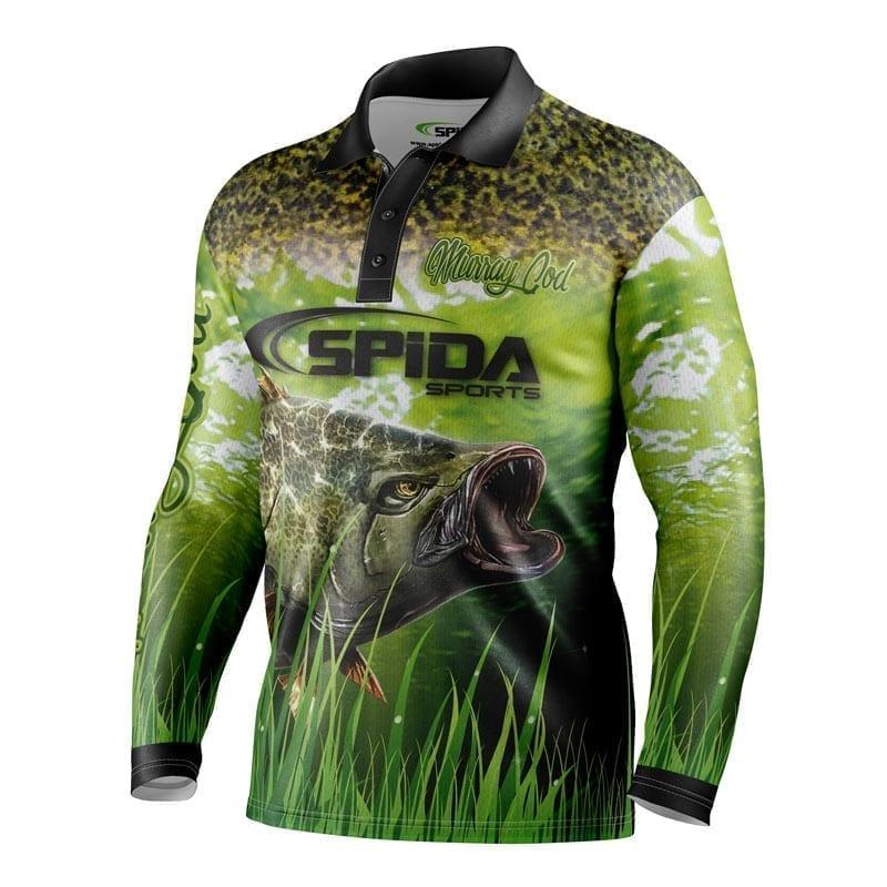 Murray-Cod-Fishing-Shirts-Front