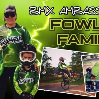 Fowler-Family-BMX-Ambassadors-Poster