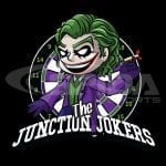 Junction Jokers dart shirt design