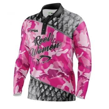 Reel-Women-Fish-fishing-jerseys