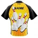 Sunrise Tenpin Bowling Shirts