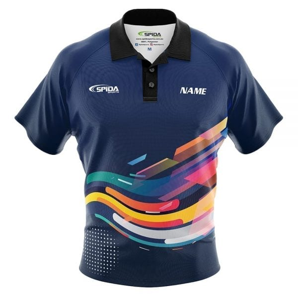 Colours Tenpin Bowling shirt