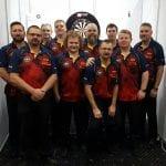 Darts SA State Representative team