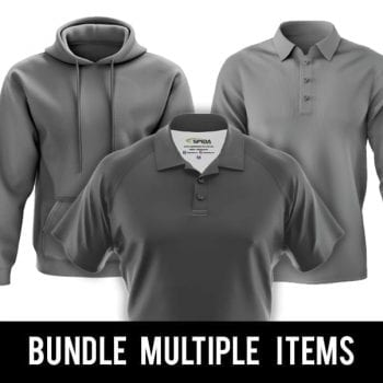 Bundle Mulitple items for custom uniforms