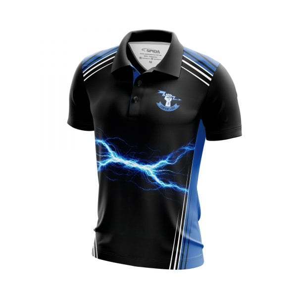 Electrical-1-Sublimated-Polo-Shirts-3D-front
