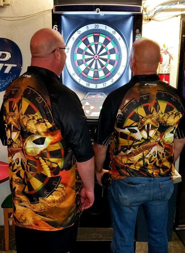 Vipers Darts Shirts