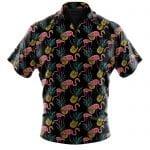 Dart-party-Shirt-Concept-3-3D-Front-Pinapple-&-Flamingo