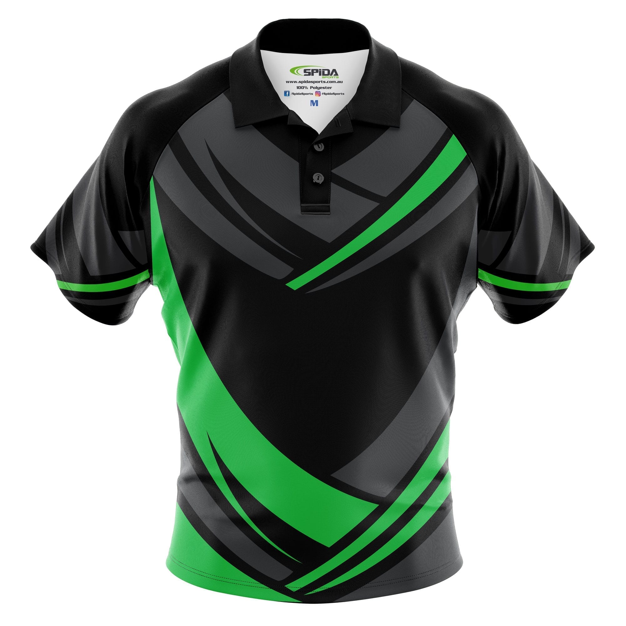 Park-sublimated-polos-front
