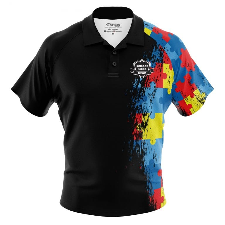 Puzzled-Year-6-School-Shirts-2021-front