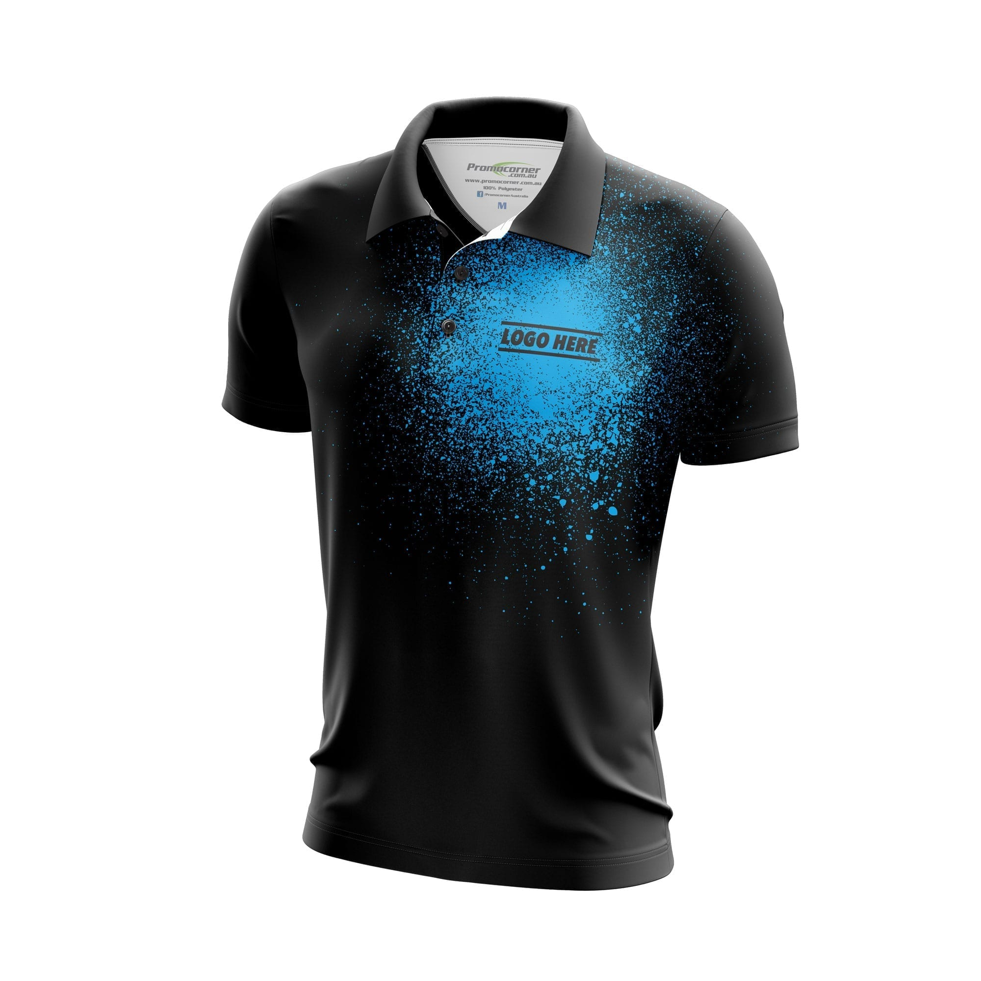 Spray-Sublimated-Polo-Shirts-3D-front