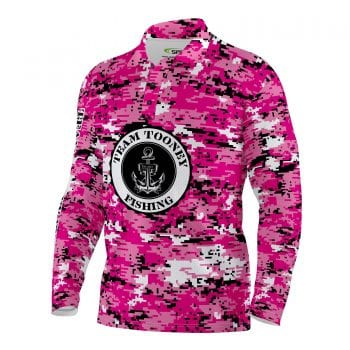 Team Tooney Pink Camo