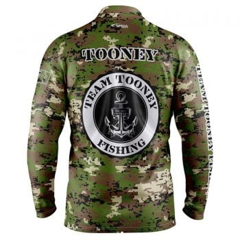 Army-Green-Team-Tooney-Back