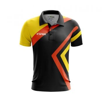 Arrows-Sublimated-Polo-Shirts-front