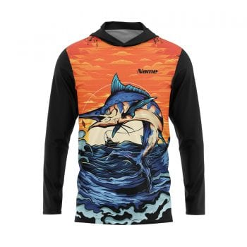 Marlin-Sunset-Hooded-Fishing-Jerseys-FRONT