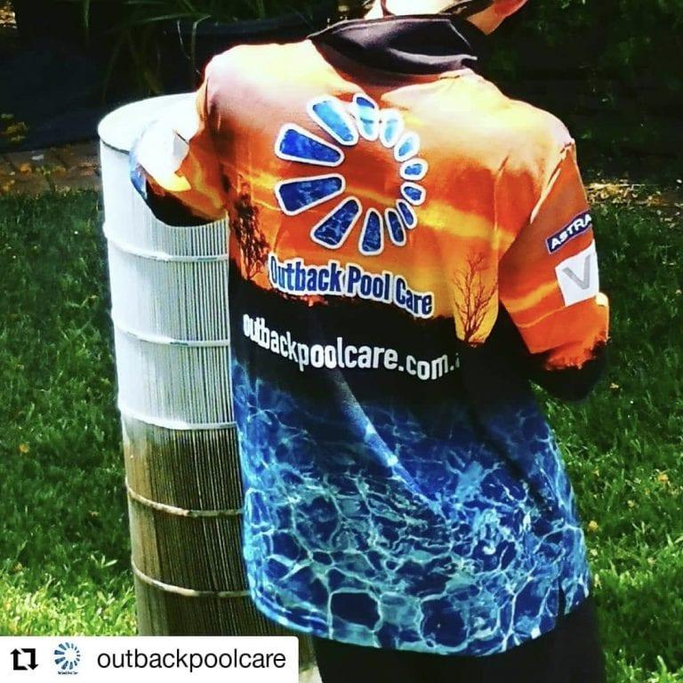 Outback pools IG Shirt