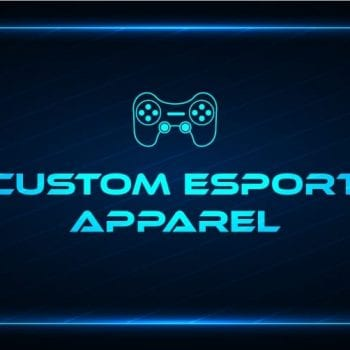 Custom Esport jerseys