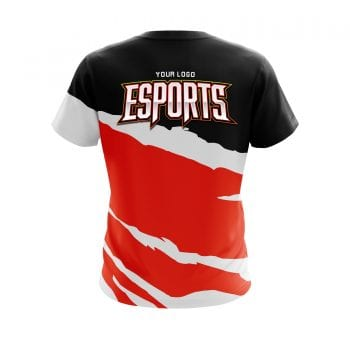 Shredded-Custom-E-Sport-Jerseys-Back