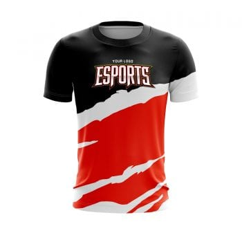 Shredded-Custom-E-Sport-Jerseys-Front