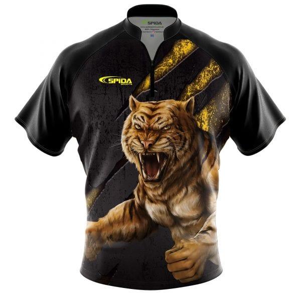 Tiger-Tenpin-Bowling-Shirts