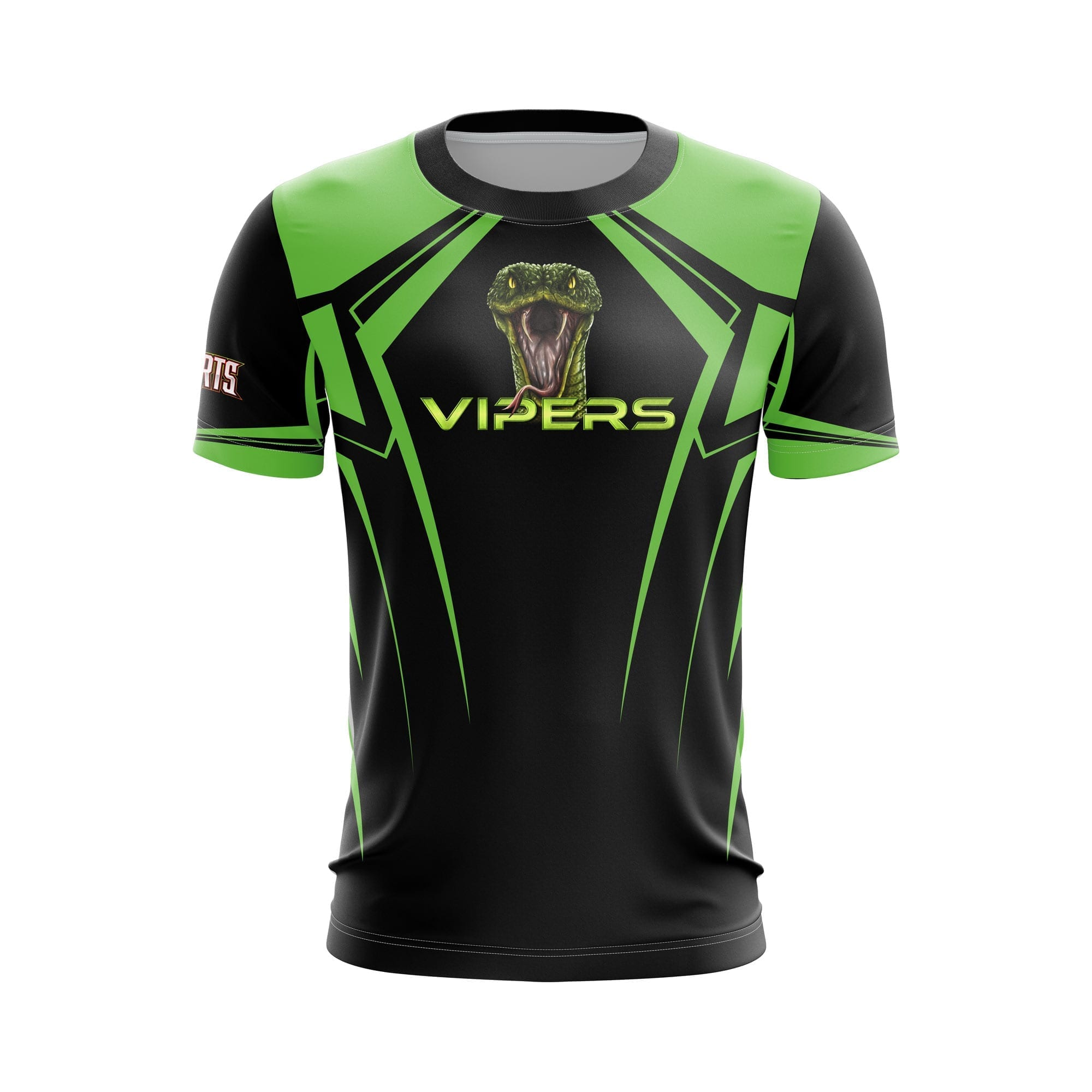 Vipers-Custom-Esports-jerseys-Front