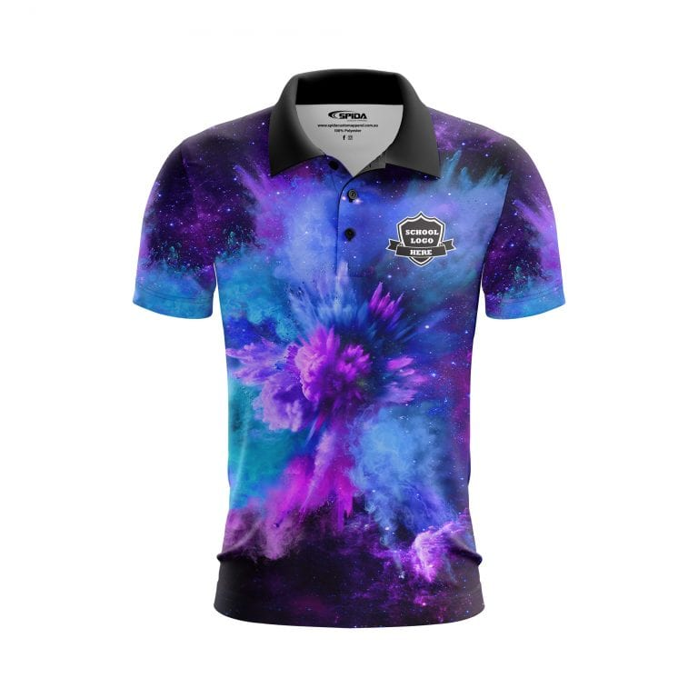 Galaxy Boom Year 6 Shirts