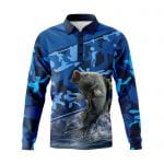 Jumpin Barra Fishing shirts