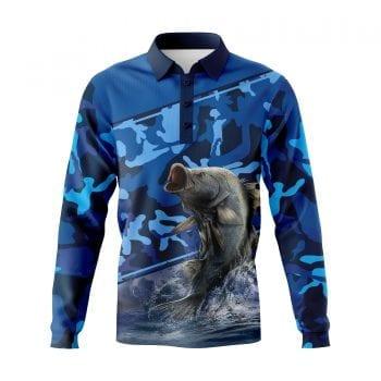 Jumpin Barra Fishing shirts