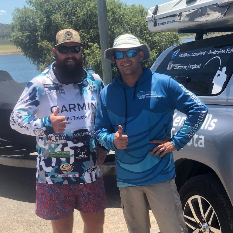 Matt Langford Fishing Jerseys Customer Photo 6
