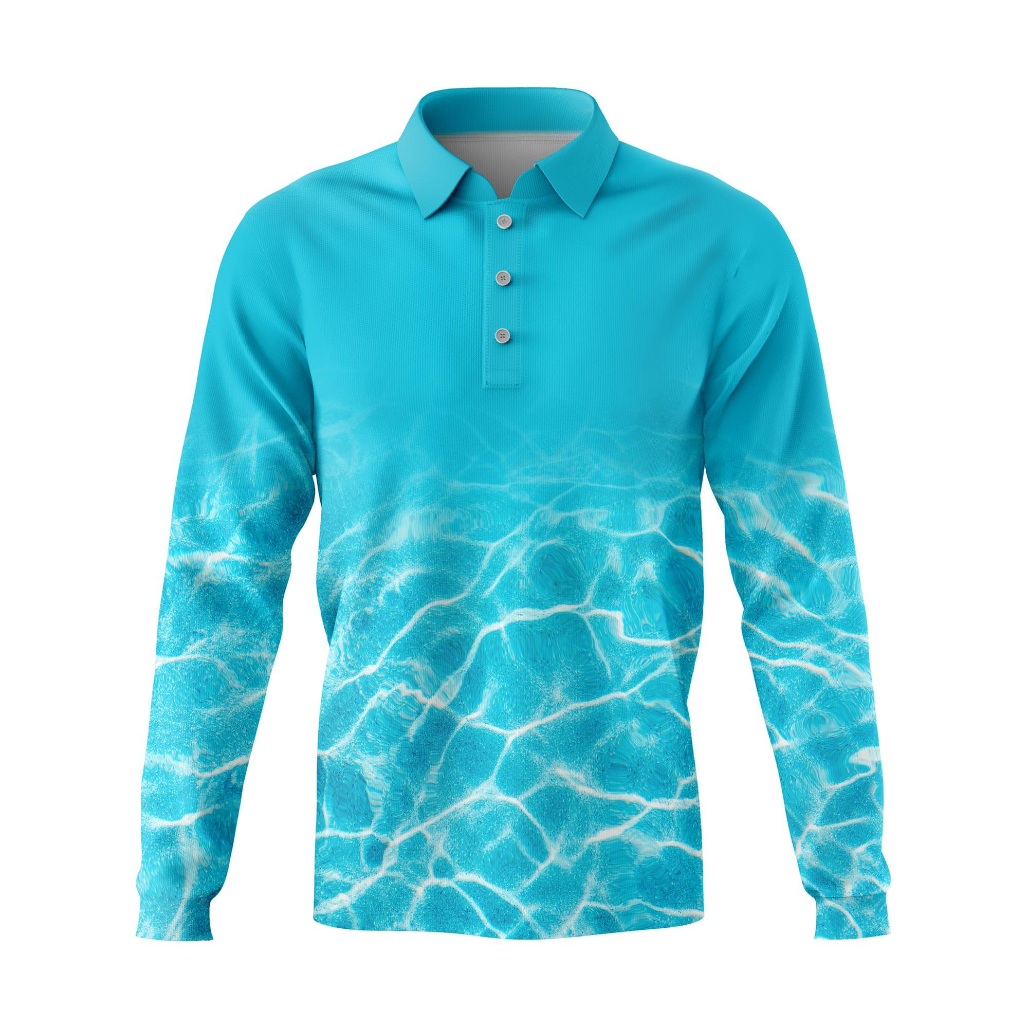 Reflection-Fishing-shirts-Front-3D-