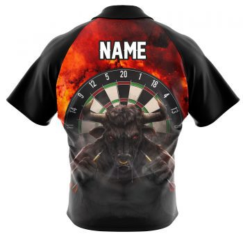 Bull-Dart-Shirt-3D-Back