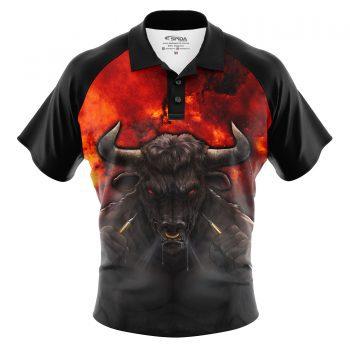 Bull-Dart-Shirt-3D-Front