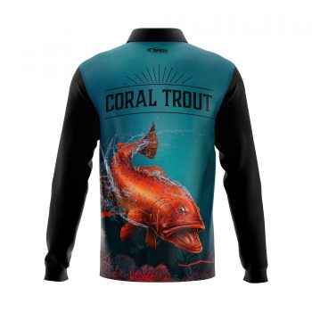 Coral-Trout-Fishing-Shirt-Back
