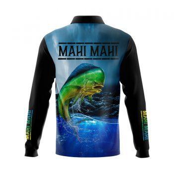 Mahi-Mahi-Personalised-Fishing-Shirt-Back