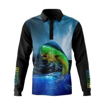 mahi-Mahi-Personalised-Fishing-Shirt-Front